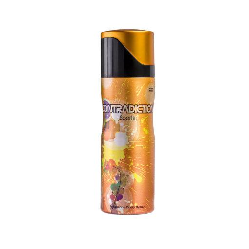 اسپری بدن کانترادیکش اسپرت CONTRADICTION SPORTS Body Spray